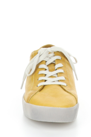 Bos & Co. Sady Leather Sneaker - Side cropped