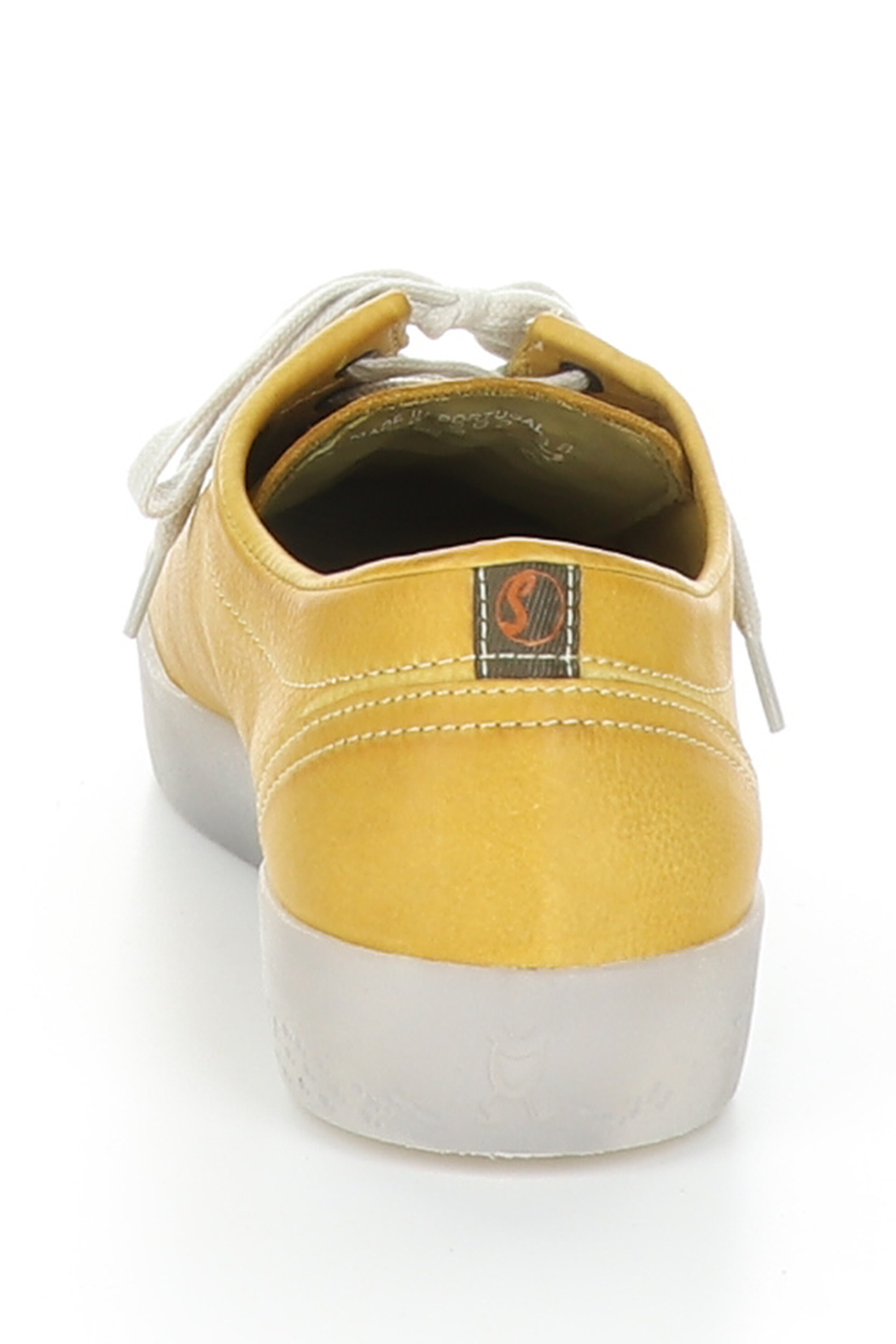 Bos & Co. Sady Leather Sneaker - Back Cropped Image