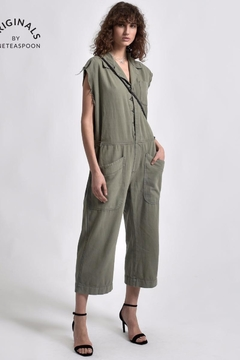 One Teaspoon Safari Camp Overalls - Product List Image