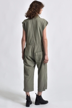One Teaspoon Safari Camp Overalls - Alternate List Image