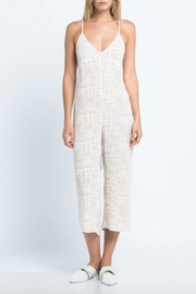 TIMELESS Safari Jumpsuit - Front cropped