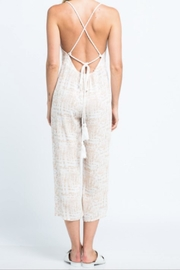 TIMELESS Safari Jumpsuit - Front full body