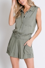 Lyn -Maree's Safari Romper - Front cropped