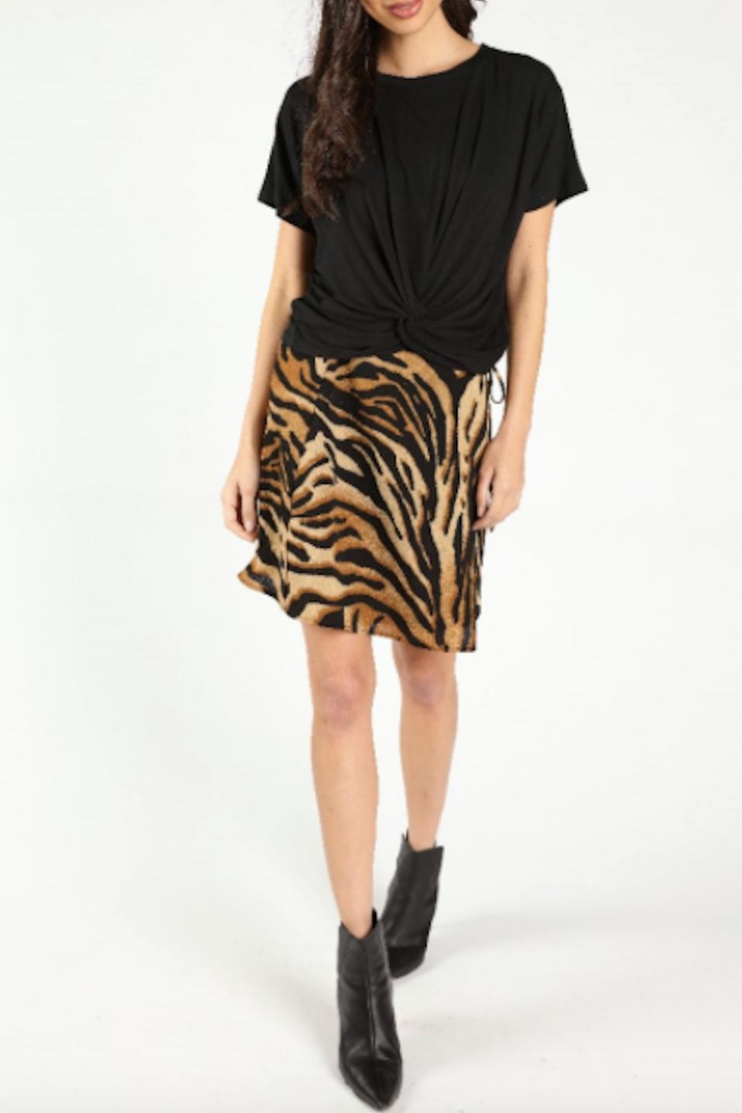 TIMELESS Safari Skirt - Front Cropped Image