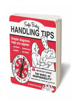 Shoptiques Product: Safe Baby Book