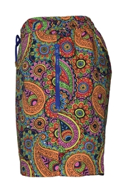 Safe Milano Safe Paisley Beachwear - Side cropped