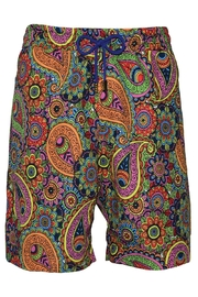 Safe Milano Safe Paisley Beachwear - Front cropped