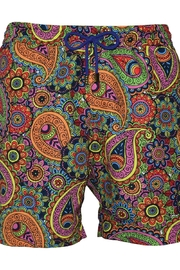 Safe Milano Safe Paisley Beachwear - Front full body