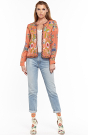Aratta  Safiya Cropped Jacket - Product Mini Image