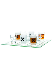 Sagaform Shot Glass Game - Front cropped