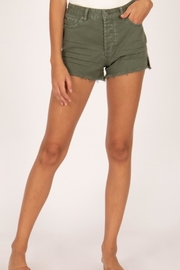 AMUSE SOCIETY Sage Cutoff Shorts - Product Mini Image