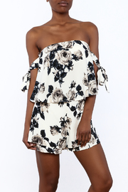 Sage Floral Top - Product Mini Image