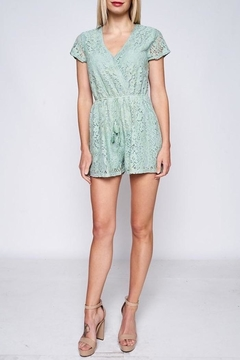 Shoptiques Product: Sage Lace Rompers