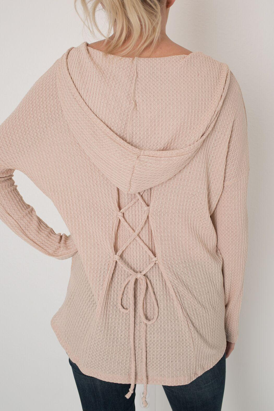 bd5f53c221e Sage V neck Thermal Top from Colorado by Apricot Lane - Centennial ...