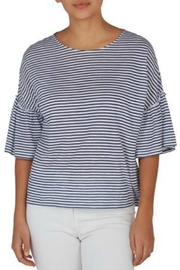 Beach Lunch Lounge Sage Top - Product Mini Image