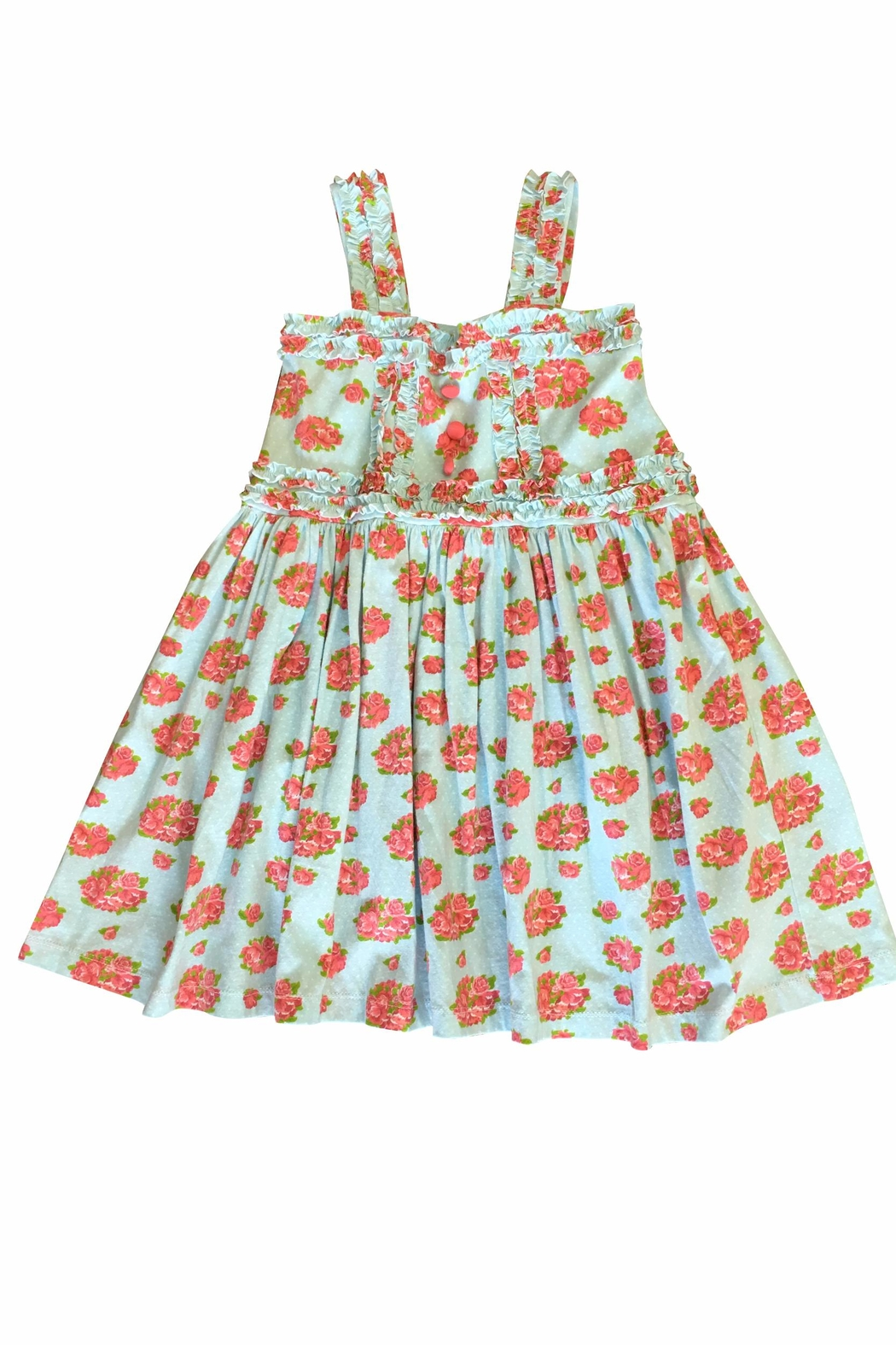 Sage & Lily Vintage Rose Sundress - Main Image