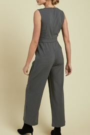 SAGE THE LABEL Berlin Jumpsuit - Front full body