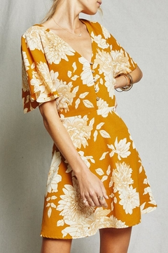 Shoptiques Product: Floral Swing Dress