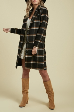 SAGE THE LABEL Muse Coat - Product List Image