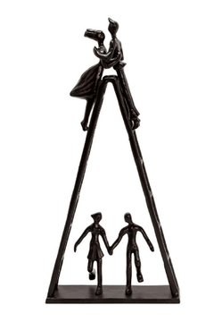 Shoptiques Product: Family On Ladder