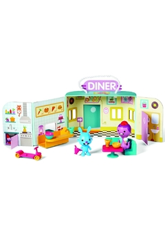 Shoptiques Product: Jack's Diner Playset