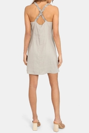 Lost in Lunar Sahara Mini Dress - Side cropped