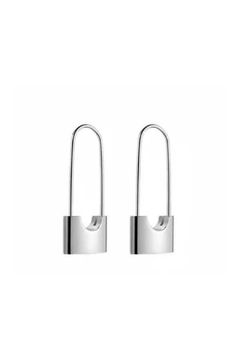 Sahira Jewelry Designs Codie Lock Earrings - Alternate List Image