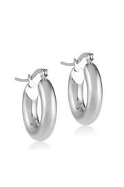 Sahira Jewelry Designs Emmy Hoop Earrings - Product Mini Image