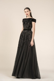 Saiid Kobeisy Off-Shoulder Evening Gown - Product Mini Image