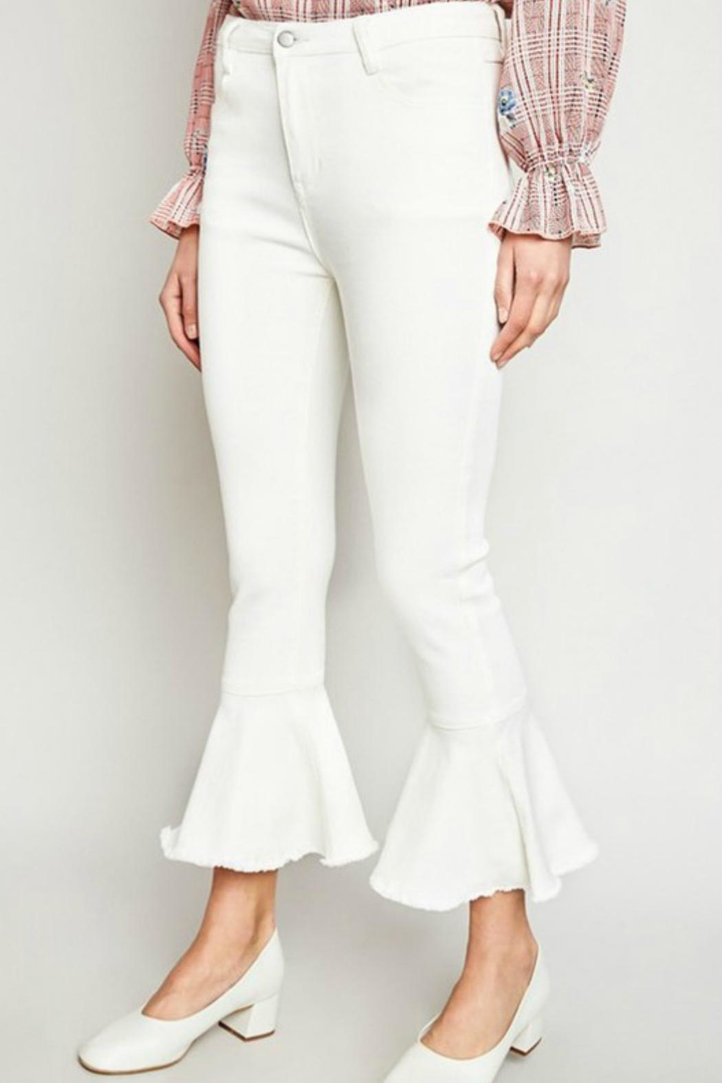 Imagine That Sail Away Jeans - Side Cropped Image