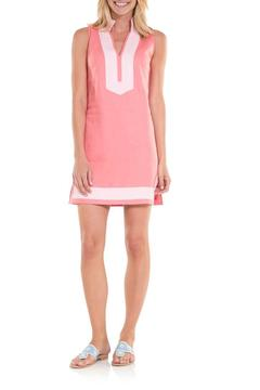 Shoptiques Product: Sleevless Coral Tunic