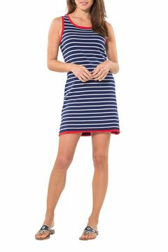Shoptiques Product: Striped Sweater Dress