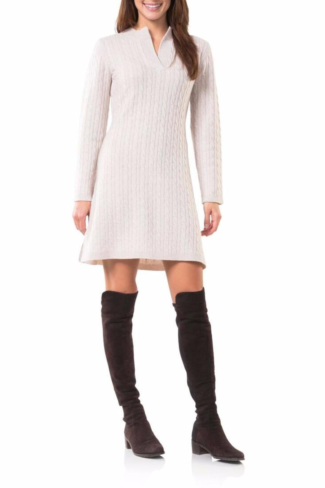 Sail to Sable Tunic Sweater Dress from Pennsylvania by Gilbert ...