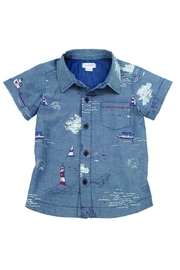 Mud Pie Sailaway Button Down - Product Mini Image