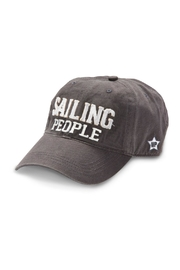 Pavilion Sailing People Hat - Front cropped