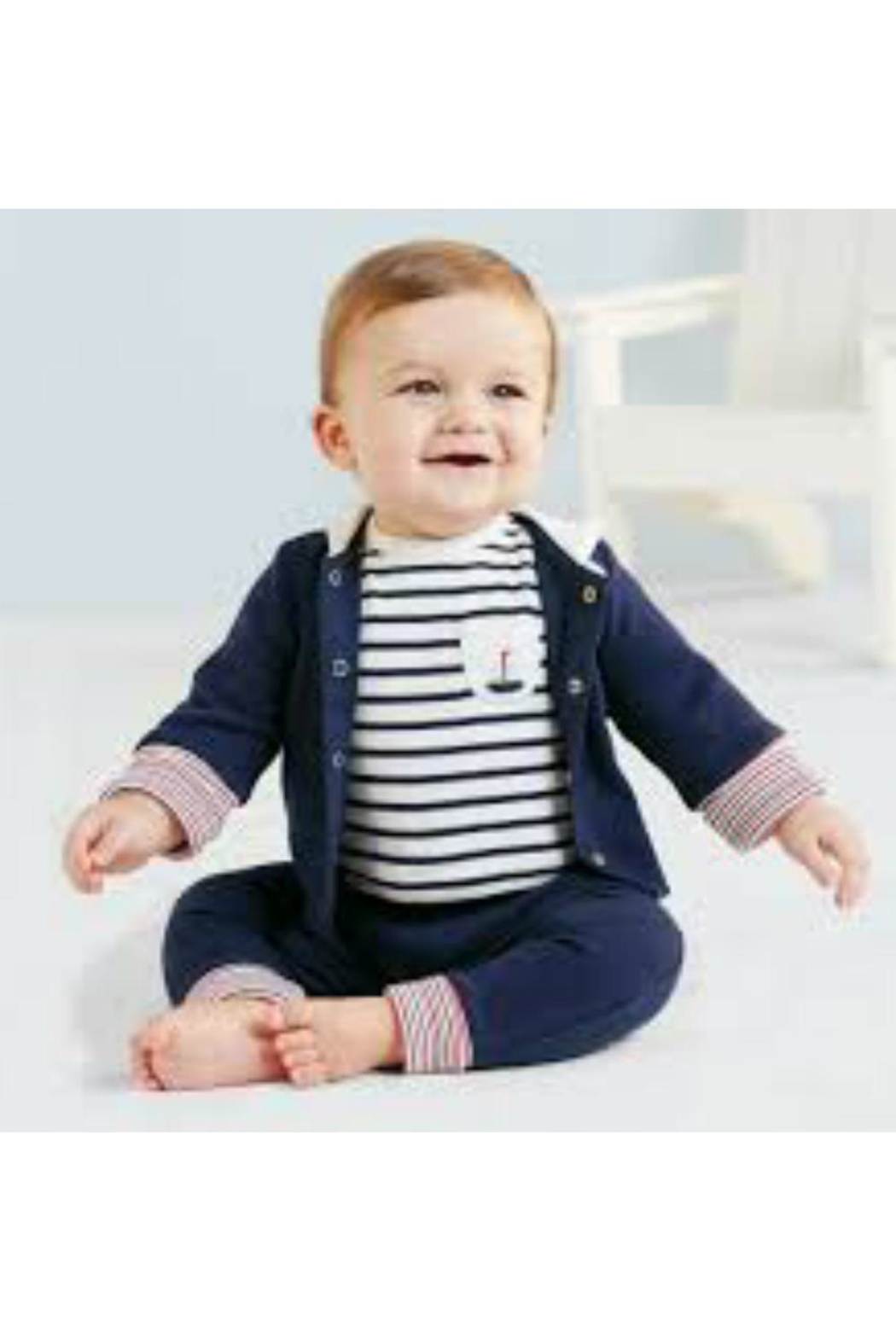 Mud Pie Sailor 3 Piece - Main Image