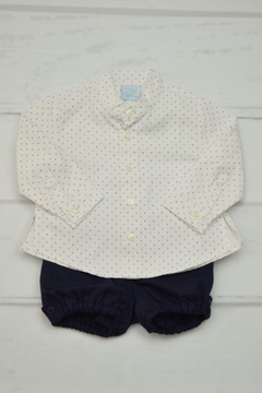 Granlei 1980 Sailor Baby Outfit - Product List Image