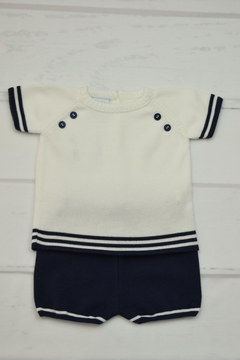 Granlei 1980 Sailor Knitted Outfit - Product List Image