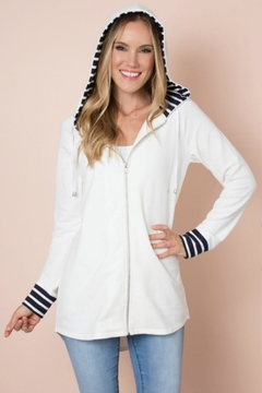 Shoptiques Product: Sails & Stripes Jacket