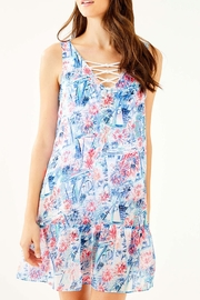 Lilly Pulitzer Saline Cover-Up - Product Mini Image