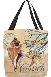 Sally Eckman Roberts Captiva Conch Tote - Product Mini Image