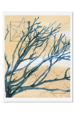 Shoptiques Product: Captiva Coral 4 Art Print