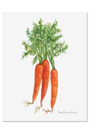 Sally Eckman Roberts Carrot Print - Product Mini Image