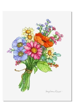 Shoptiques Product: Flower Market I Print