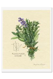 Sally Eckman Roberts Herbs Print-Rosemary Sage - Product Mini Image