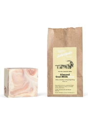 Sallye Ander Almond Goat Soap - Product Mini Image