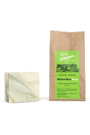 Sallye Ander Milk & Mint Soap - Product Mini Image