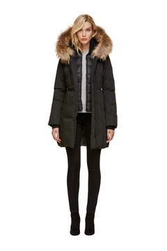 Soia & Kyo Salma Down Coat - Alternate List Image