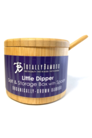 Totally Bamboo Salt Container - Product Mini Image