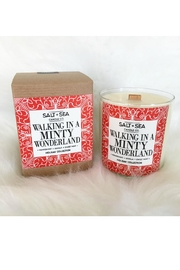 Salt & Sea Candle Co. Minty Wonderland Candle - Product Mini Image